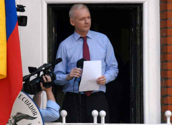 Julian Assange, WikiLeads Founder, Charged With Breaking The Espionage Act, Sparking Free Speech Concerns