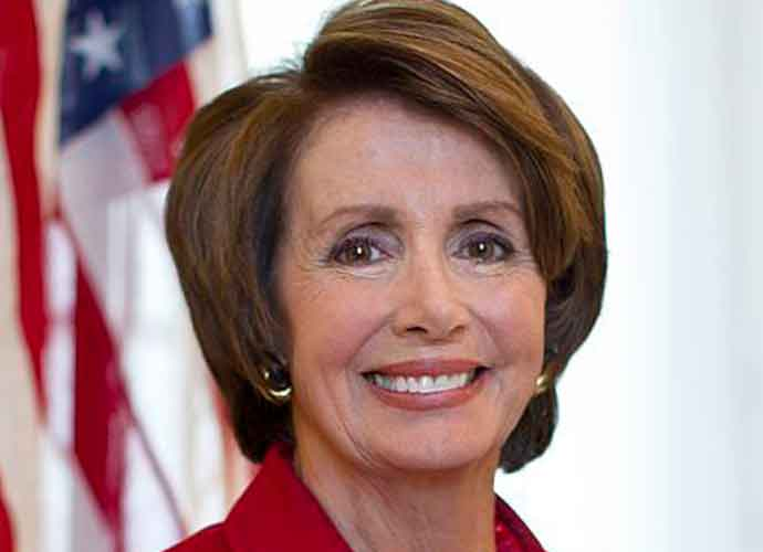 "Nancy Pelosi Says Trump's Obsession With Border Wall Is A ""Manhood Thing"""