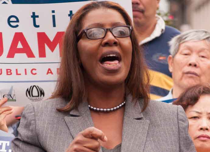 New York Attorney General Letitia James Files Lawsuit Seeking To Dissolve NRA