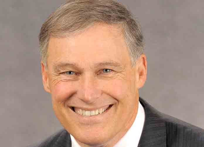 Democratic Washington Gov. Jay Inslee Announces 2020 Presidential Bid, Will Focus On Climate Change