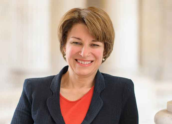 Sen. Amy Klobuchar Will Announce If She's Running For President In 2020 On Sunday