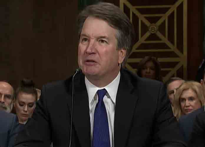 "1983 Letter Written By Brett Kavanaugh Shows His Social Group: ""Loud, Obnoxious Drunks With Prolific Pukers"""