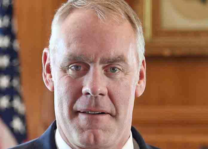 Justice Department Opens Investigation Of Interior Dept. Secretary Ryan Zinke