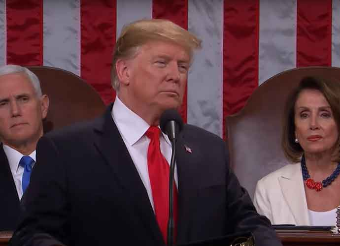 Watch: Nancy Pelosi Says Trump Shouldn't Take Hydroxychloroquine Because He's 'Morbidly Obese'