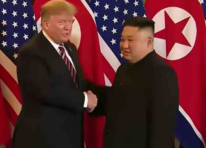 "Trump Tweets He Will Reverse Sanctions On North Korea, Sanders Says Because He ""Likes"" Kim Jong Un"