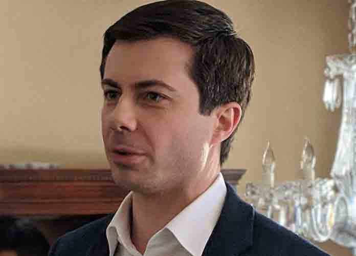 Anti-Gay Protestors Interrupt Mayor Pete Buttigieg's Rallies By Shouting About Sodom & Gomorrah