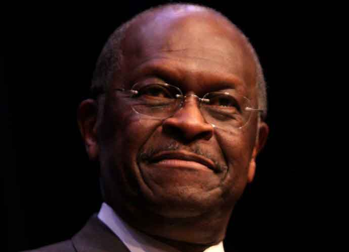 Trump Recommends Herman Cain for Federal Reserve Board Seat