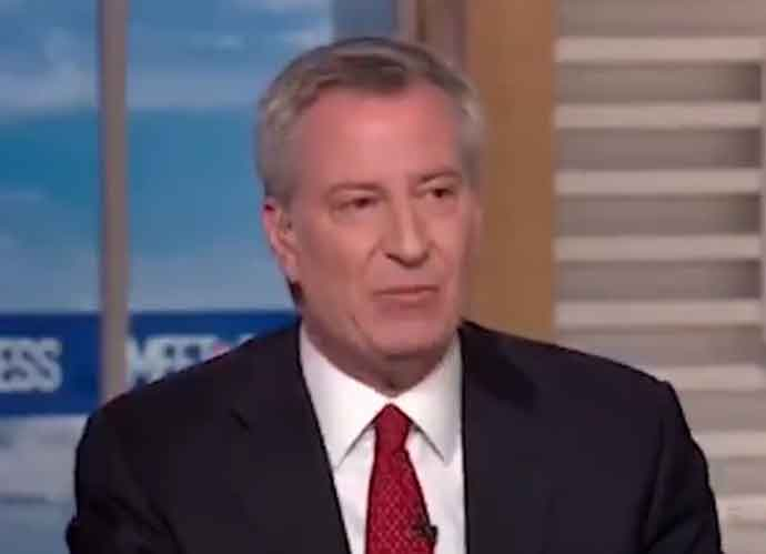 NYC Mayor Bill De Blasio Gets Heat For Targeting 'Jewish Community' For Breaking Coronavirus Social Distancing Rules