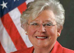 Alabama Gov. Kay Ivey (R) (Image: Wikimedia)