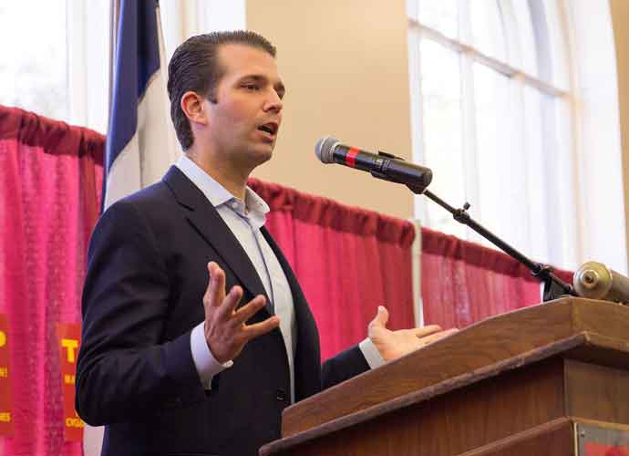 Donald Trump Jr.'s Book 'Triggered' Becomes #1 'NYT' Bestseller After RNC Purchases $95,000 Worth Of Copies