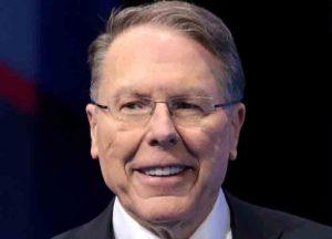 NRA chief Wayne LaPierre (Image: Getty)