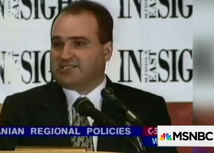 Key Mueller Probe Witness George Nader Arrested On Child Pornography Charges