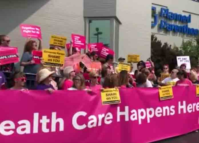 Judge Rules Missouri's Only Abortion Clinic Can Stay Open For Now Amid Licensing Dispute