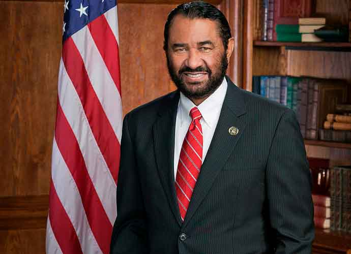 Rep. Al Green Plans To Force Impeachment Vote After Trump's Xenophobic Tweets