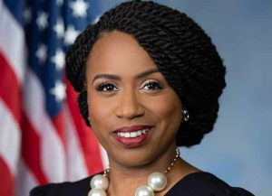 Rep. Ayanna Pressley (D-Mass.) (Image: US House)