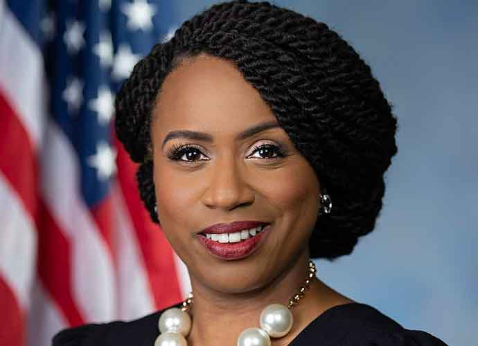 Rep. Ayanna Pressley Shares First Bald Selfie After Announcing She Has Alopecia