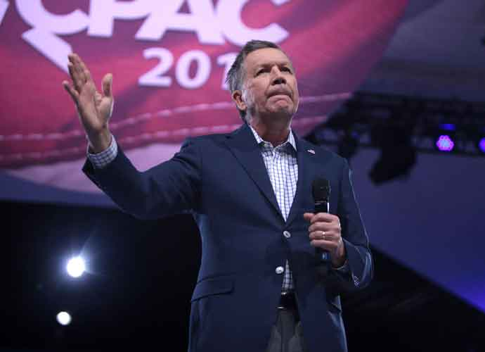 Former Ohio GOP Gov. John Kasich Accuses Republicans Of Being 'In A Coma'