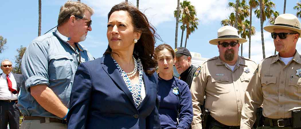 Kamala Harris Struggles Under Attacks During 2nd Democratic Debate, #KamalaHarrisDestroyed Trends On Twitter