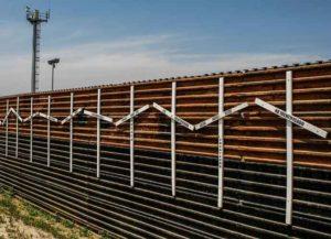 Border Wall at Tijuana and San Diego Border (Photo: Wikimedia)