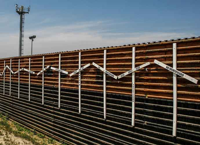 Trump Wants To Paint Border Wall Black At A Cost $500 Million