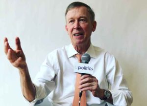 VIDEO EXCLUSIVE: John Hickenlooper On Reforming Immigration