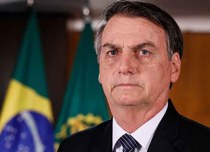Brazilian President Jair Bolsonaro Refuses Wildfire Aid After 'Insult' From French President Emmanuel Macron