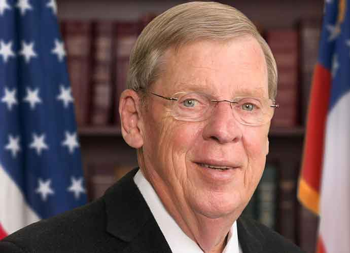 Georgia GOP Sen. Johnny Isakson Will Resign, Raising Democrats' Hopes Of Flipping The Senate