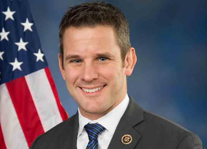 GOP Rep. Adam Kinzinger Calls On Trump & Republicans To Rebuke QAnon Conspiracy
