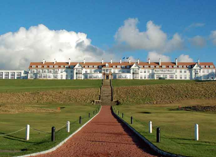 Trump Told UK Ambassador Woody Johnson To Help Him Move British Open To His Turnberry Resort