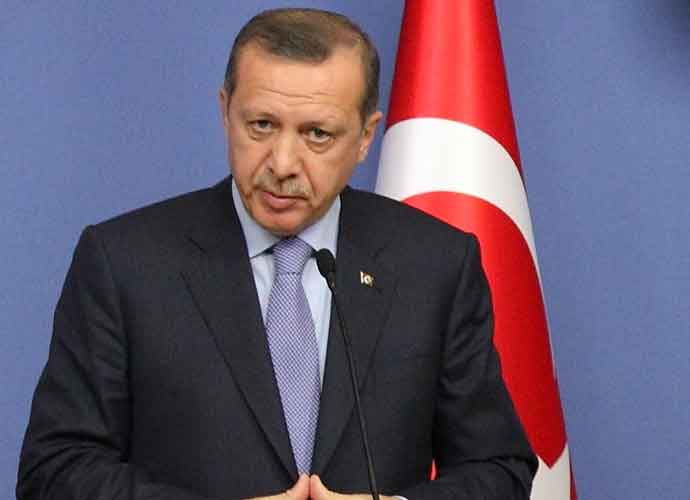 Turkish President Erdogan Returns Trump's Threatening Letter