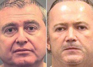 Lev Parnas & Igor Fruman (Image: FBI)