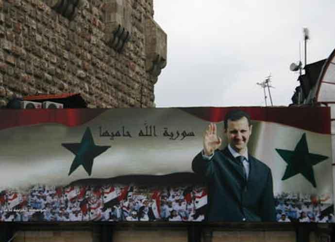 Syrian Dictator Bashar Assad Calls Trump The 'Best American President'