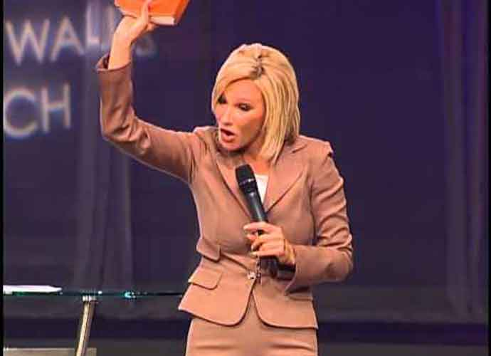 Trump White House Pastor Paula White Proclaims Herself To Be 'Holy': 'Wherever I Go, God Rules!'