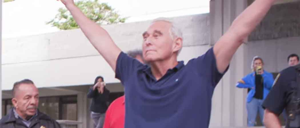 Roger Stone Found Guilty On 7 Felony Counts Of Lying & Obstruction In Mueller Investigation, Faces 20 Years In Prison
