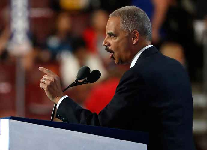 Former AG Eric Holder Accuses Republicans Of 'Cheating' The Election Through Legal Battles