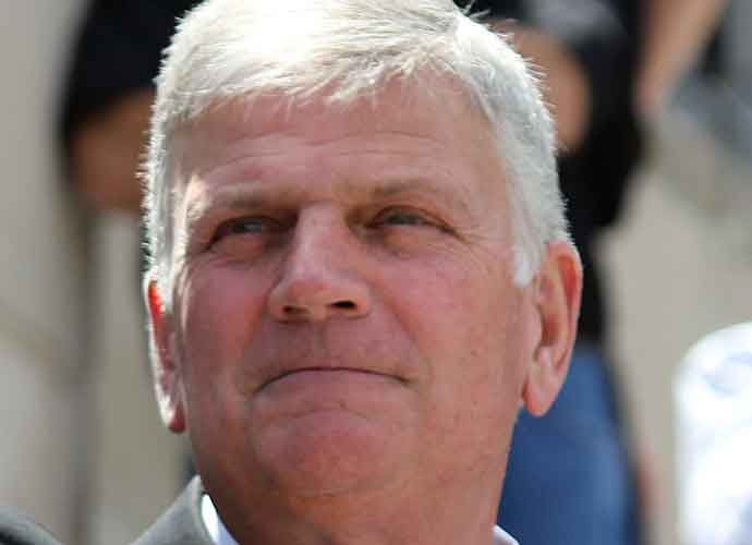 Rev. Franklin Graham Tells Christians To Get COVID-19 Vaccine – Before 'It's Too Late'