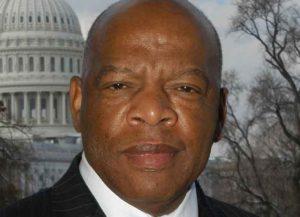 Rep. John Lewis (D-Georgia) (Image: Congress)