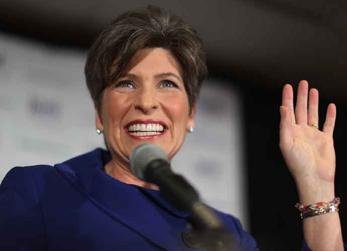 WATCH: Iowa Sen. Joni Ernst Can't Answer Question About Soybean Prices At Senate Debate