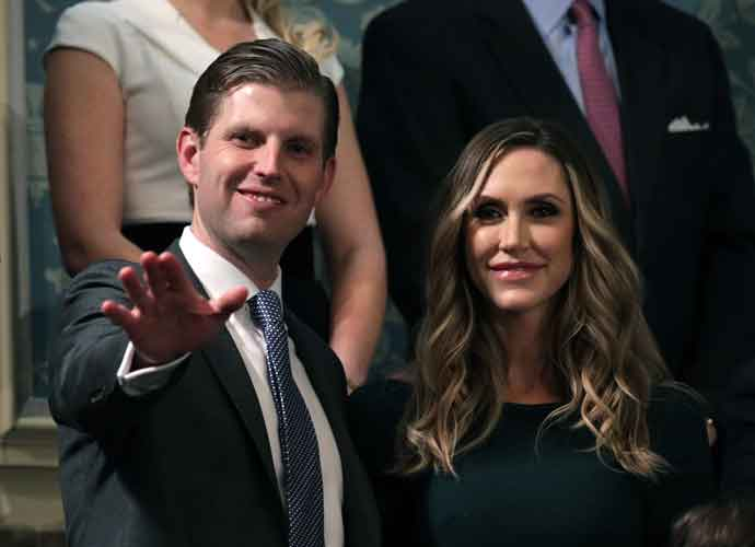 Trump Campaign Paying $180,000 Annually To Each Of His Sons' Partners Kimberly Guilfoyle & Lara Trump