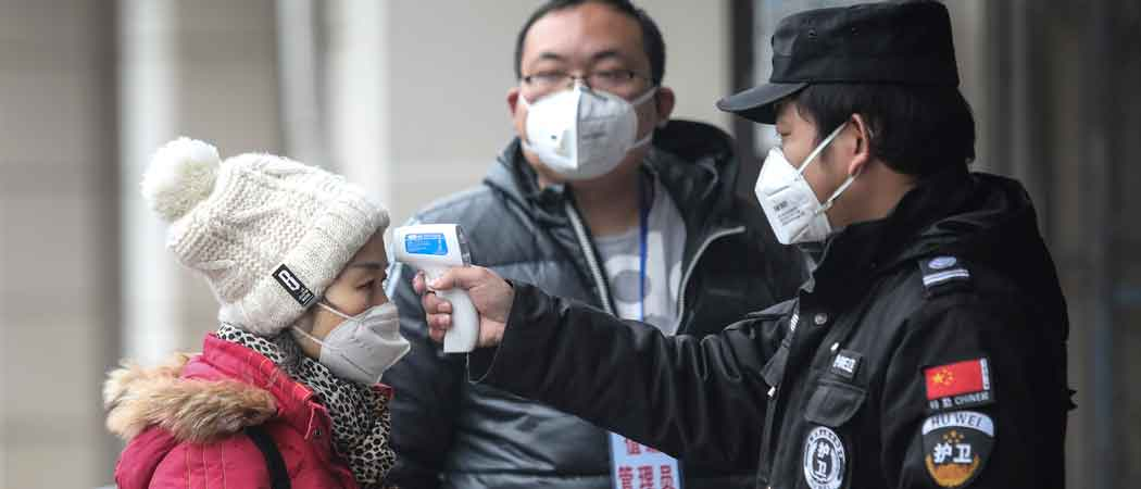 U.S. Evacuees From China Land In California As Coronavirus Outbreak Grows