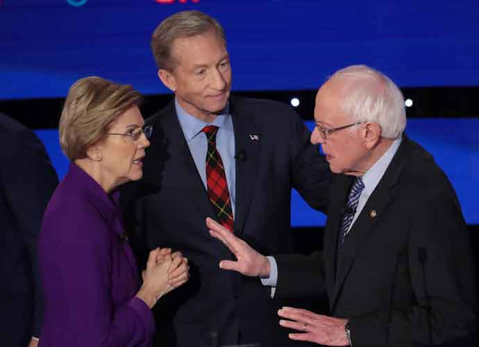 Warren Tells Off Sanders In Post-Debate Audio: 'You Just Called Me A Liar On National TV'! [Video]