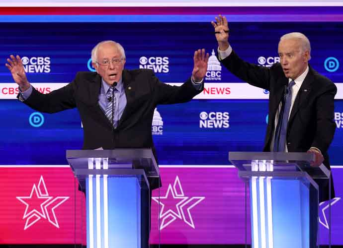 Sanders Comes Under Barrage Of Attacks During South Carolina Democratic Debate