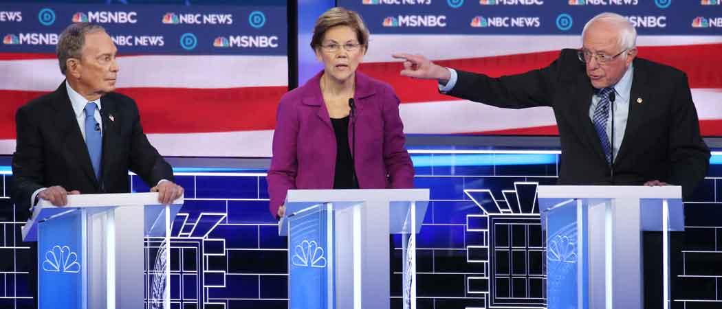 Biden Says He Wants To Keep Sens. Bernie Sanders & Elizabeth Warren In Senate, Rather Joining His Administration