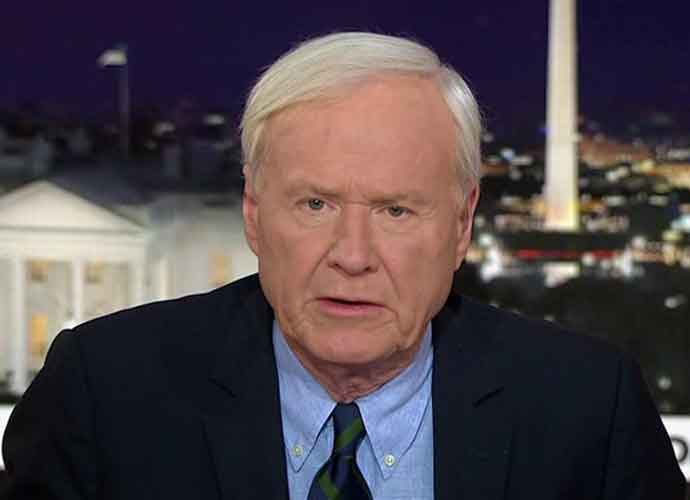 MSNBC's Chris Matthews Compares Sanders' Nevada Win To Nazi Invasion Of France, Sanders Supports Call For His Firing