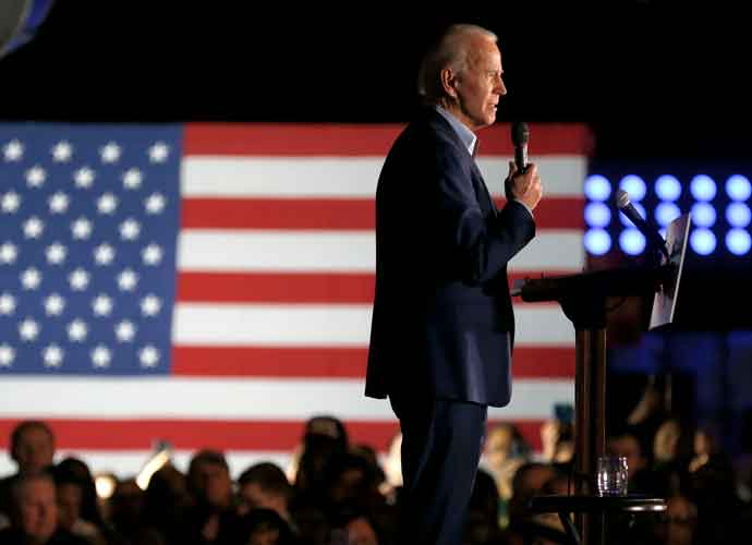 Biden Denies Tara Reade Sexual Assault Allegations: 'It Never Happened'