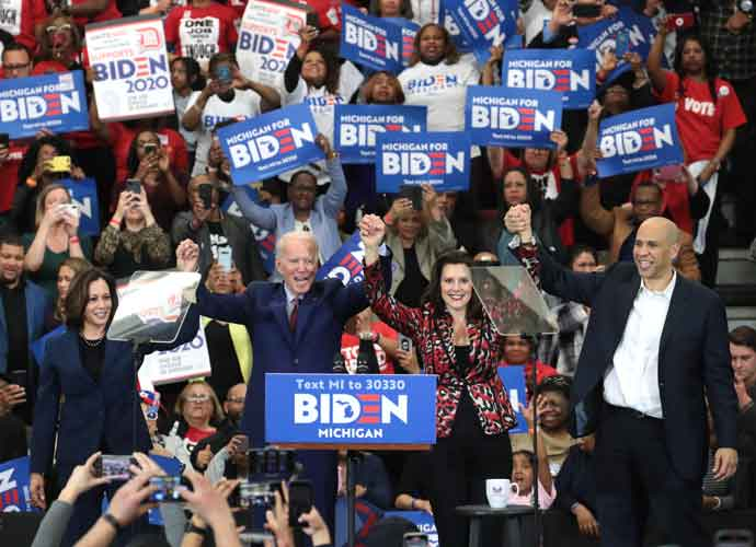 Kamala Harris Endorses Joe Biden, Spurring Talk Of Vice Presidential Selection