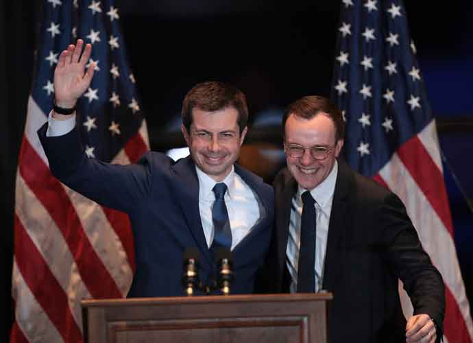Pete Buttigieg Calls For Democratic Unity In Campaign-Ending Speech