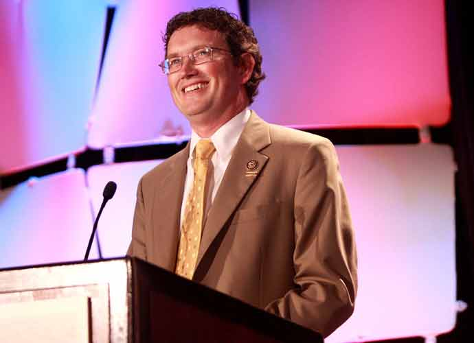 GOP Rep. Thomas Massie Forced Congress To Gather For Stimulus Vote Despite Coronavirus Dangers