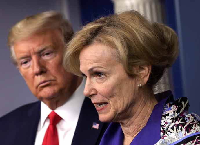 Trump Lashes Out At Dr. Deborah Birx After She Agrees With Nancy Pelosi On COVID-19 Crisis