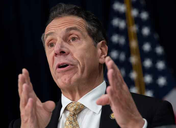 Justice Dept. & FBI Investigate Cuomo's Handling Of Nursing Home Deaths